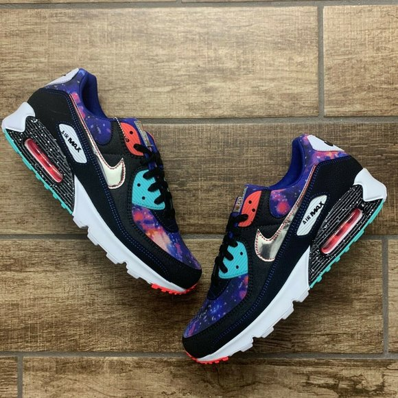 Nike Shoes Air Max 90 Galaxy Supernova 2020 Cw6018001 Poshmark